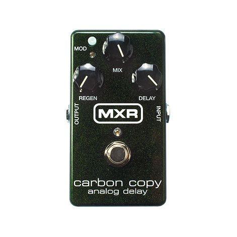 MXR Carbon Copy® Analog Delay M169