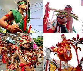 Singkawang, City, Chinese Town in West Kalimantan, Indonesia
