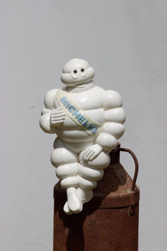 AUTHENTIC Vintage French BIBENDUM from the 60's, Collectors Item on Etsy, $376.53