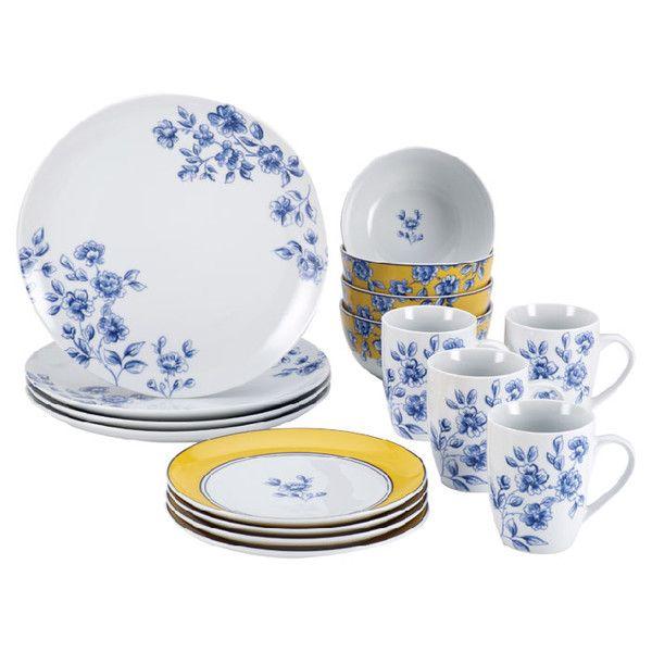 451 best Blue and White Dinnerware images on Pinterest | White ...