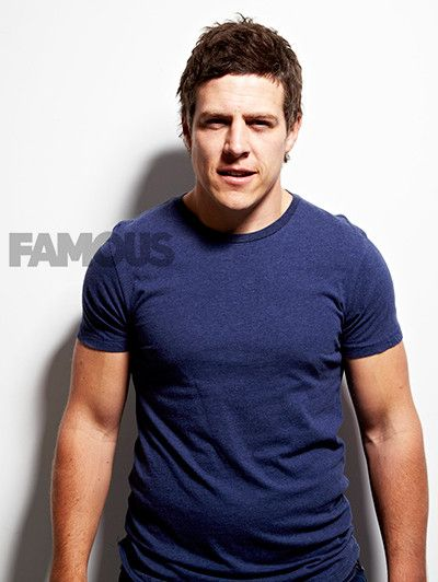 Home and Away Hunks In FAMOUS - Steve Peacocke (Darryl 'Brax' Braxton)
