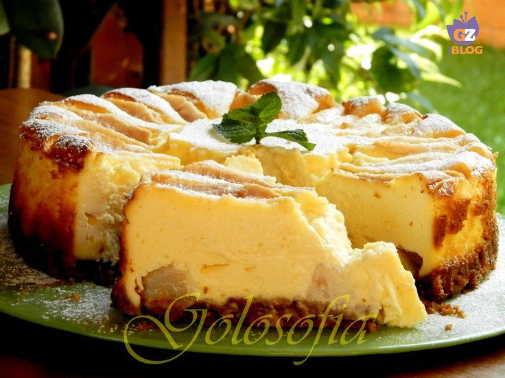 Torta di pere e formaggio, ricetta torte tradizionale