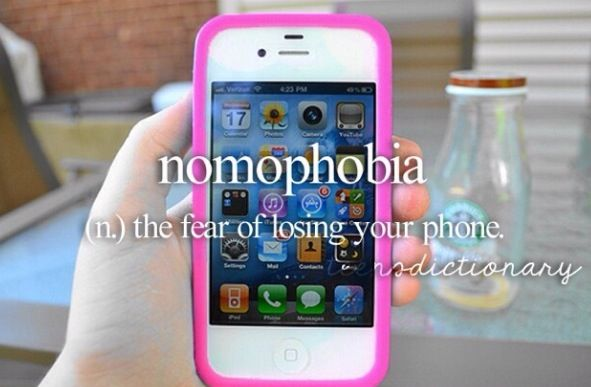 Haha yes I have that..--Sameee I also have a fear of where someone goes through my phone...like even though I have nothing bad on there,I just have a feeling that they're gonna find something out.....does that make sense? Lol I hope it does