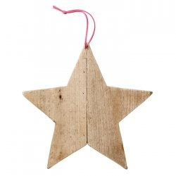 Wooden Star Large