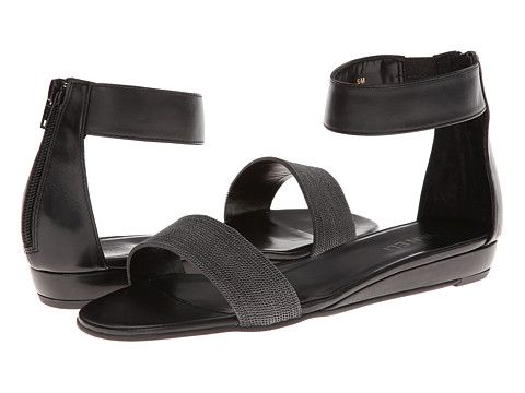 Womens Sandals Vaneli Tonie Black