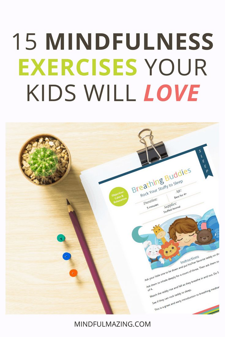 Kids Health 15 Mindfulness Exercises Your Kids Will Love via - Mindfulness is a great way for kids to calm down and focus. Check out these 15 Mindfulness Exercises for kids of all ages. What Is Mindfulness, Mindfulness For Kids, Mindfulness Activities, Mindfulness Practice, Mindfulness Exercises For Groups, Teaching Mindfulness, Mindfullness Activities For Kids, Mindfulness Training, Kindness Activities