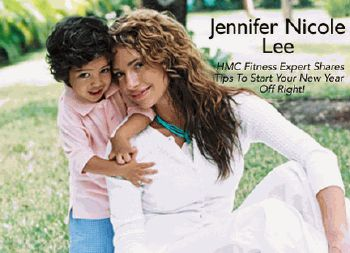 jennifer nicole lee has 2 sons & lost 70 lbs then became a top fitness model....wow!