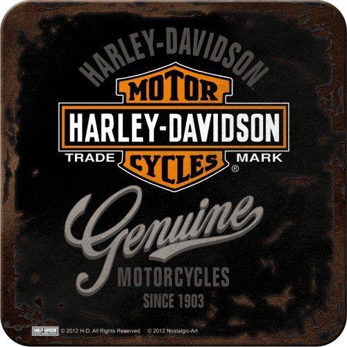 Base para Copos Harley Davidson, oferta perfeita para os Amantes da Marca !