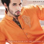 Latest Eid Collection 2012 for Men by Shahnameh