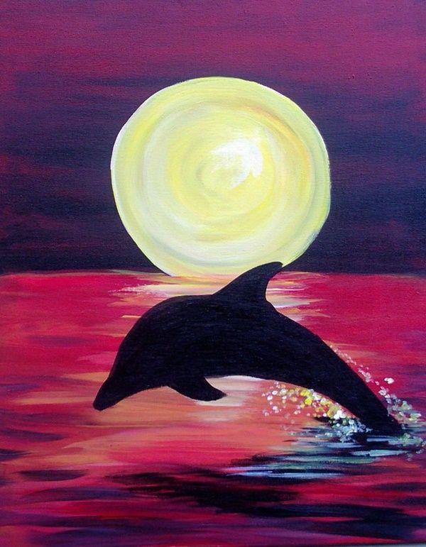 80 Easy Acrylic Canvas Painting Ideas For Beginners Cute Canvas