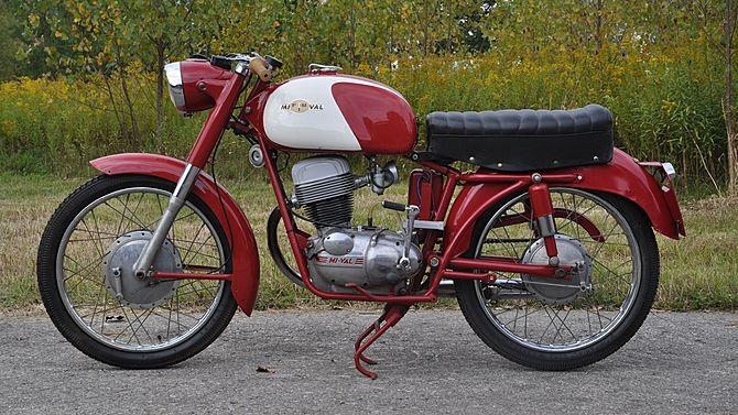 1958 Mi-Val 175 Single