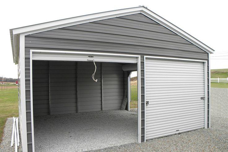 Metal carports | Texarkana, TX | B&B Portable Buildings LTD