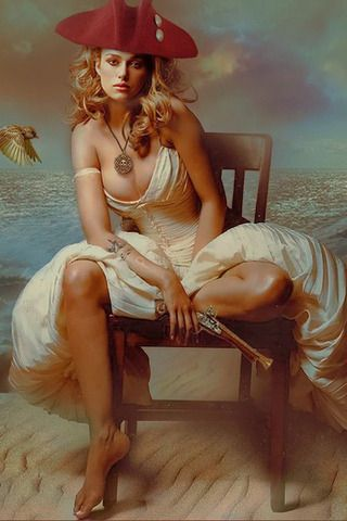images of pirates woman | Tag: Female pirate, Pirates _ iPhone Wallpapers (2011-01-21 01:02:46)