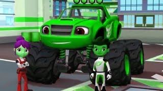 ✓Blaze And The Monster Machines Full Episodes ✤ Best Cartoons Movies For Kids 2017 - Part 05 - YouTube