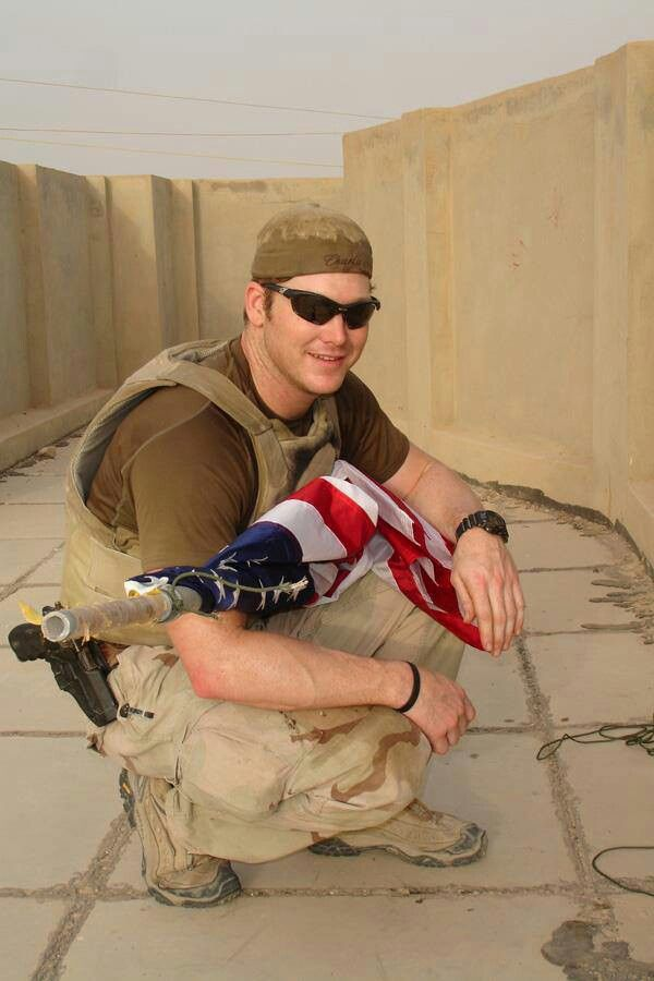 Chris Kyle.......Thank you, may God Bless your Soul !