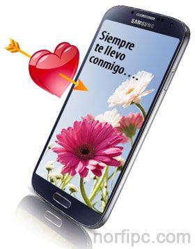 Imágenes de amor bonitas para el teléfono celular o tableta
