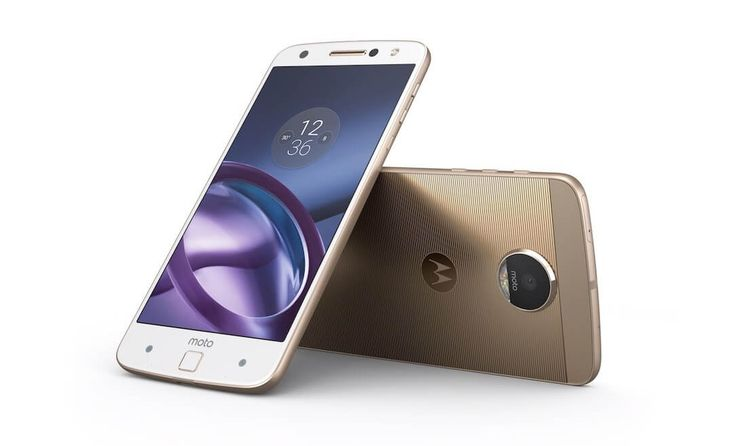 Moto Z Play Smartphone, Hasselblad True Zoom Moto Mod Launched