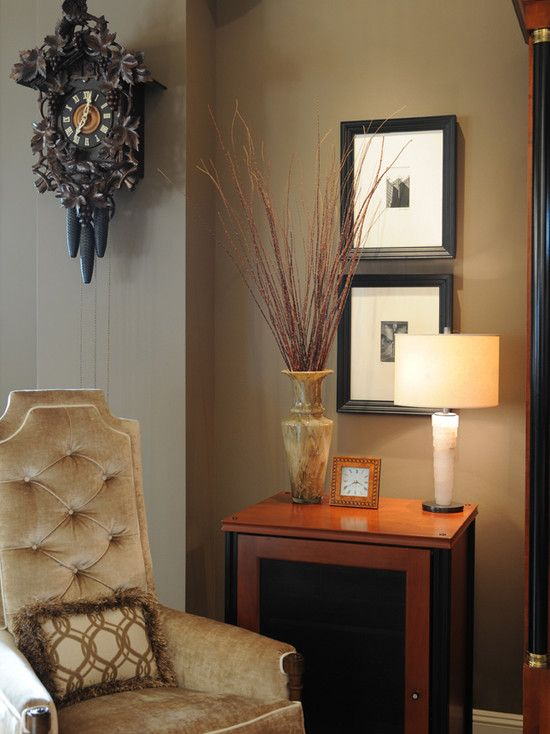 Dark Brown Walls Design Pictures Remodel Decor And Ideas