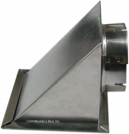 110166 Dryer Eave Vent 4 in. Alum by Builder's Best via https://www.bittopper.com/item/110166-dryer-eave-vent-4-in-alum-by-builders-best/