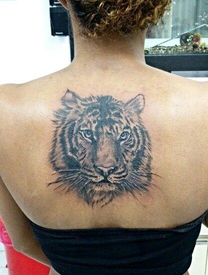 Tiguer tattoo