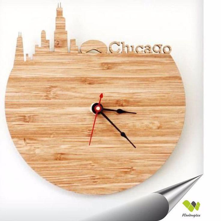 Die Besten 25+ Holz Uhr Ideen Auf Pinterest | Holzuhr