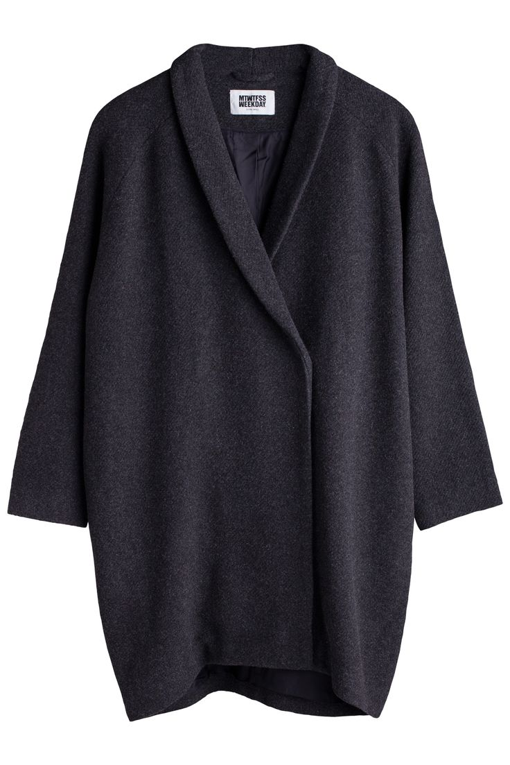 This is THE perfect coat to me . The winter in France is very chilly and I hate feeling cold , plus I love the cut . It makes me think of the sailors coats in France . Large , in pure lamb wool .