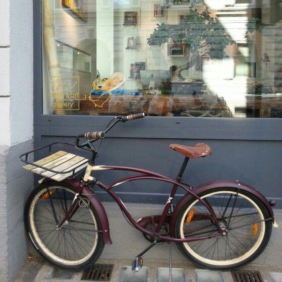 # bici d'epoca #openbike #gotolienz