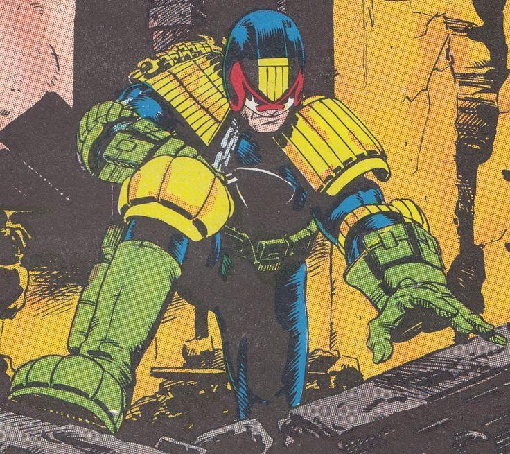 Judge Dredd #56 (Quality Comics)