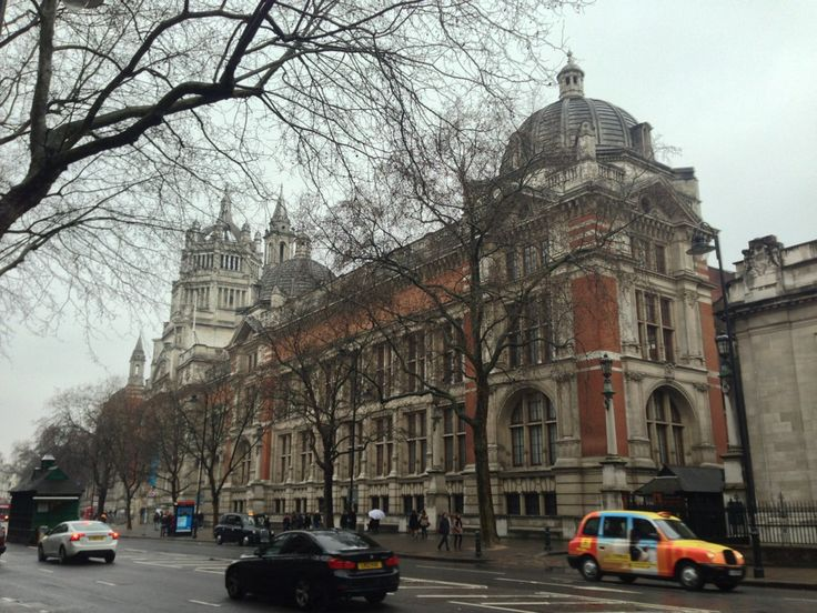 Victoria and Albert Museum (V&A) , город Queen's Gate, Greater London