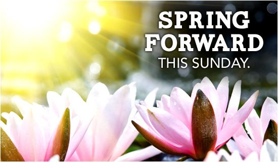 Free Spring Forward eCard - eMail Free Personalized Daylight Saving Begins Cards Online