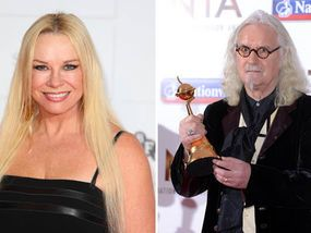 IN THE week that the gravely ill comedian was recognised for his lifetime achievement, Pamela Stephenson – the woman who is central to his life – was conspicuous by her absence.