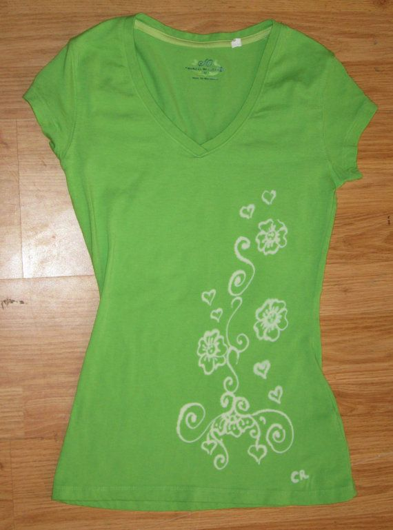 17 best images about tshirt ideas on pinterest halloween for How to bleach designs into shirts