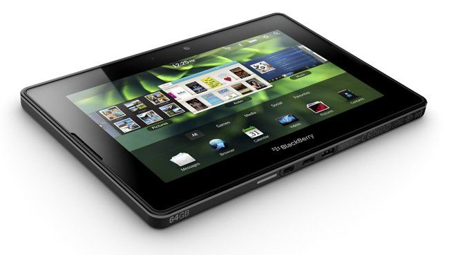 #Blackberry #Playbook 2.0, primeras impresiones en #xataca