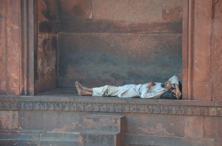 siesta in new delhi