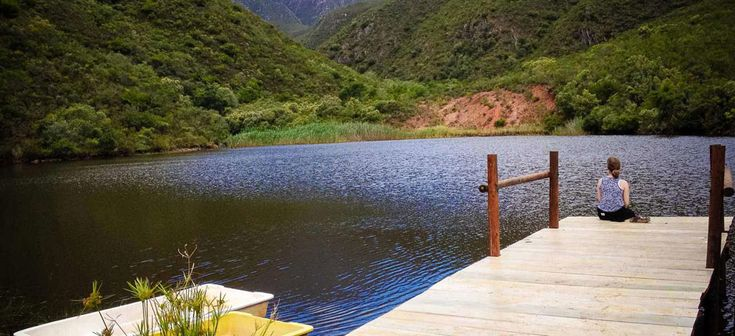 Self Catering Accommodation in Robertson - Pat Busch Mountain Reserve