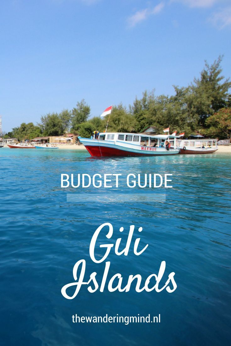 | budget | guide | Gili Islands | Indonesia | All | costs | for | travelling | to the | Gili Islands | and the day to day costs.