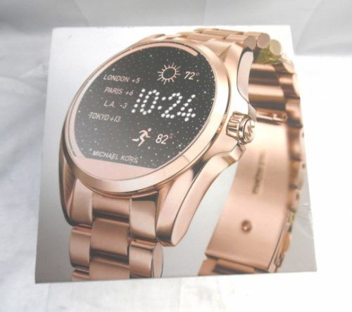 Rose Gold Tone Michael Kors Wrist Watches & Smartwatches For Lad - NBC12 - WWBT - Richmond, VA News On Your Side