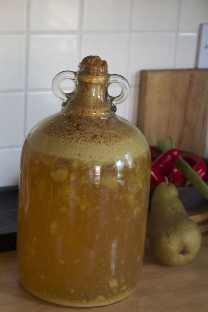 How To Make Hard Cider From Whole Apples Recipe Making