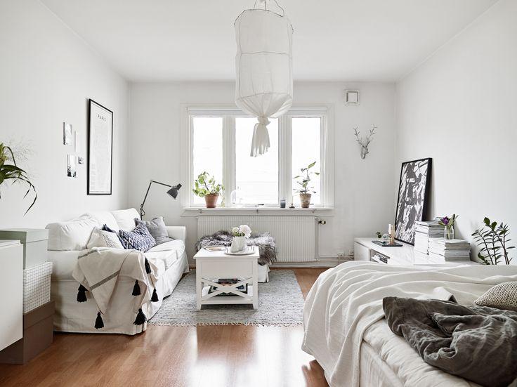 Die besten 25+ kleine Studio Apartments Ideen auf Pinterest ...