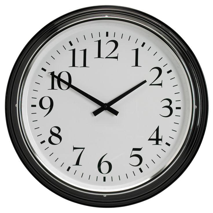 The 25 Best Ikea Clock Ideas On Pinterest Wall Clock