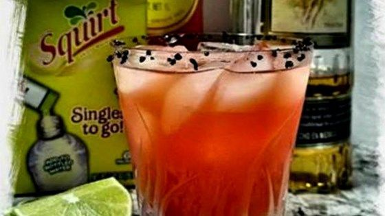 If you are looking for a real Mexican cocktail, you just found it! This drink combines, in one glass, the best of Mexico: tequila and sangrita (Mexican's favorite tequila chaser). Don't look for cheap tequila; if you like the good stuff, don't be afraid to mix it.
