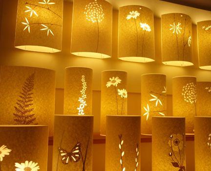 Fantastic lighting by Hannah Nunn