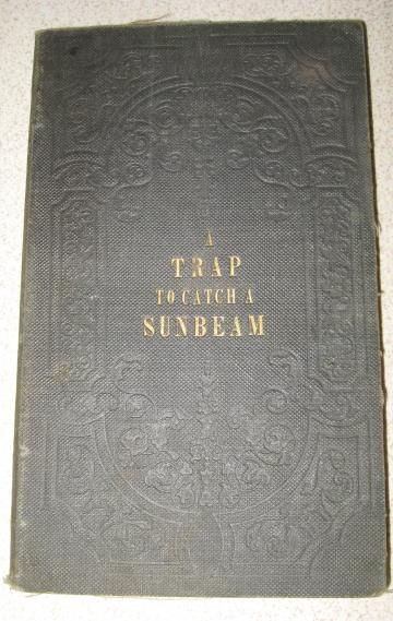 1849 Book A Trap to Catch a Sunbeam #FlashAttack #VintageonZibbet #ShopWithLynne - for $4.00