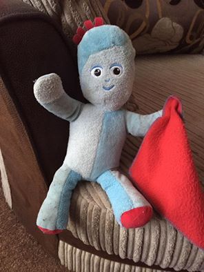 Found on Irlam Road, Bootle, Merseyside near the old Little Merton pub. Looks well loved. Please helpget Iggle piggle back home❤️