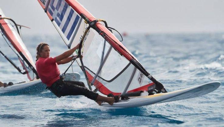Νέα τεράστια επιτυχία για την ελληνική ιστιοπλοΐα - Παγκόσμια πρωταθλήτρια η Κατερίνα Δίβαρη