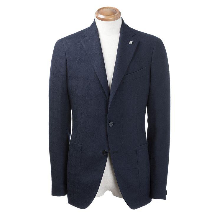ジャカード2Bジャケット/モンテカルロ   タリアトーレ(TAGLIATORE)公式通販 - JACKET REQUIRED