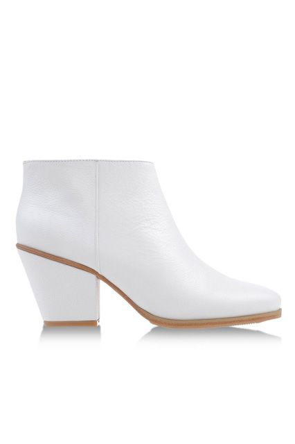 30 Boots To Kick Into Spring  #refinery29  http://www.refinery29.com/spring-booties#slide-5  Just in case you still want to look down and see white — snow or otherwise.