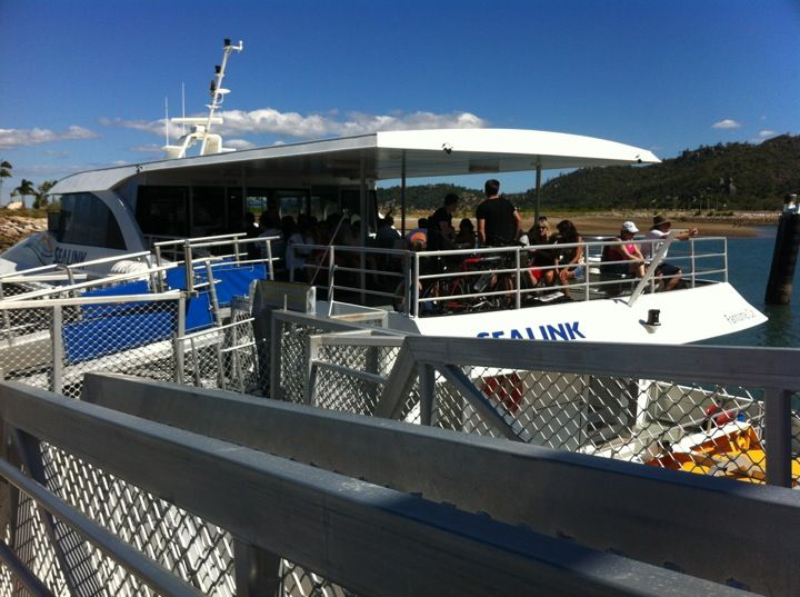 Magnetic Island Ferry