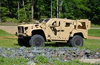 Oshkosh JLTV   U.S. Army Awards $6.7 Billion Joint Light Tactical Vehicle Contract To Oshkosh Corporation. Aug 25, 2015 Oshkosh expects to deliver approximately 17,000 vehicles and sustainment services.