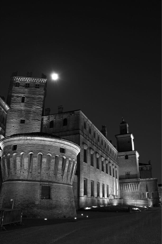 Twitter / Pirul789: #Carpi, Castello dei Pio